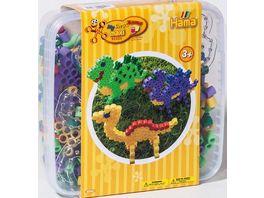 Hama Maxi Perlen Box Dino