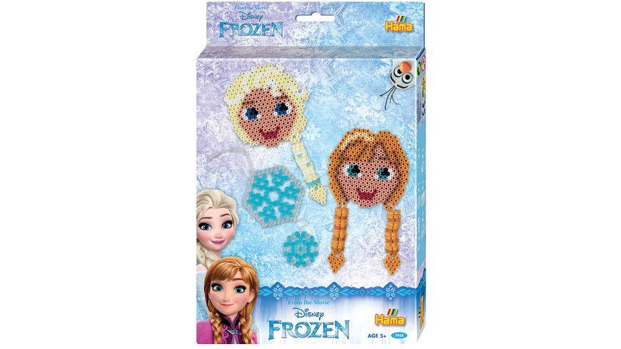 Hama Buegelperlen Disney Frozen Kleine geschenkpackung