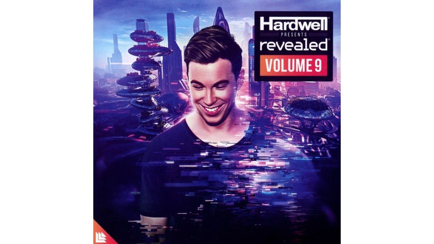 Hardwell Presents Revealed Vol 9