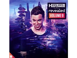 Hardwell Presents Revealed Vol 9