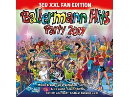 Ballermann Hits Party 2019 XXL Fan Edition