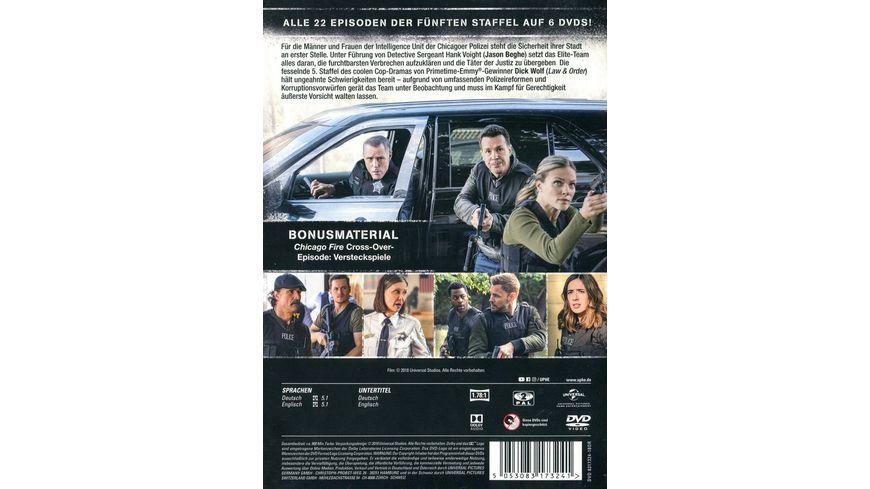 Chicago P D Season 5 6 DVDs