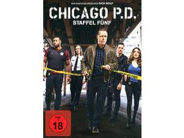 Chicago P D Season 5 6 DVDs