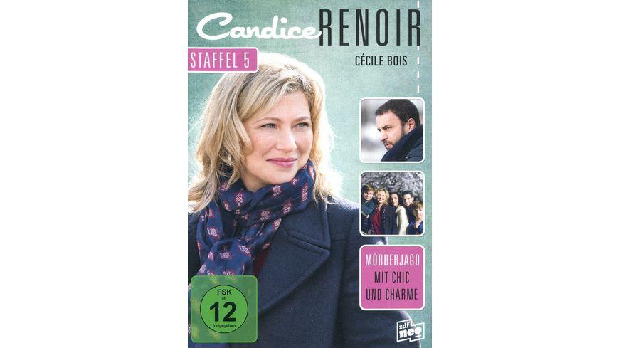 Candice Renoir Staffel 5 3 DVDs