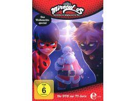 Miraculous Geschichten von Ladybug Eine boese Weihnachtsueberraschung