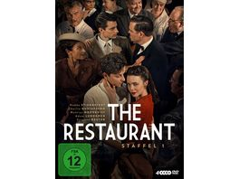 The Restaurant Staffel 1 4 DVDs