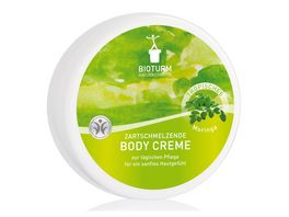 BIOTURM Body Creme Moringa Nr 63