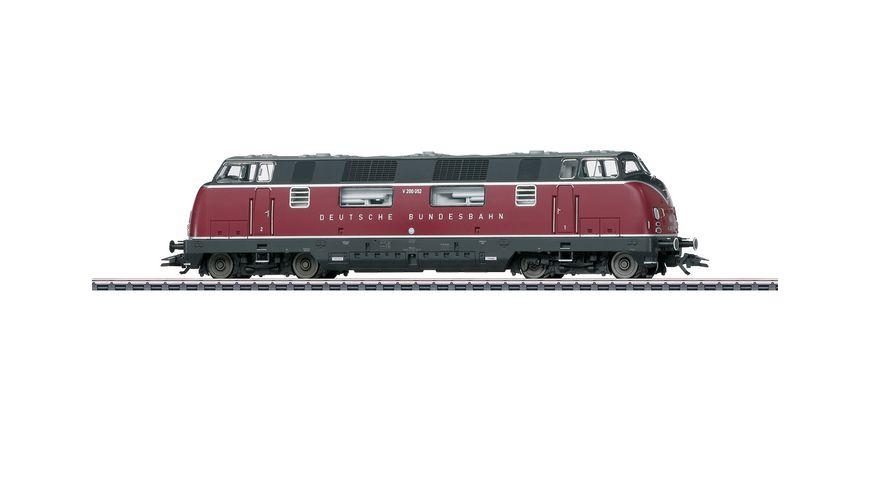 Maerklin 37806 Diesellokomotive Baureihe V 200 0