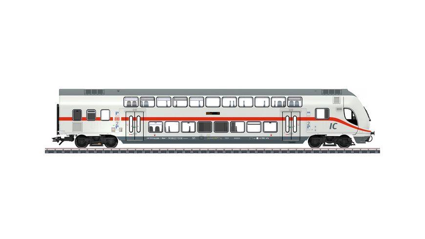Maerklin 43483 IC2 Doppelstock Steuerwagen 2 Klasse