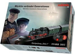 Maerklin 29013 Digital Startpackung Gleis 1