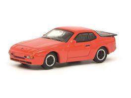 Schuco Edition 1 87 Porsche 944 rot