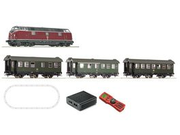Roco 51315 Digital Start Set Personenzug H0