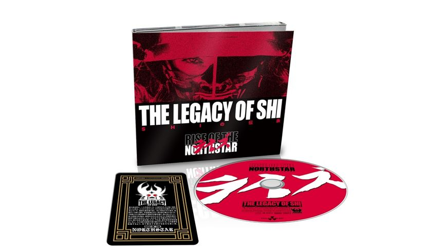 The Legacy Of Shi incl Collector s Card