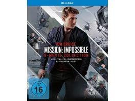 Mission Impossible 6 Movie Collection 7 BRs
