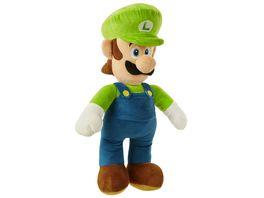 NINTENDO Jumbo Pluesch Figur Basic Luigi