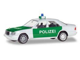 Herpa 094122 Mercedes Benz E Klasse Polizei