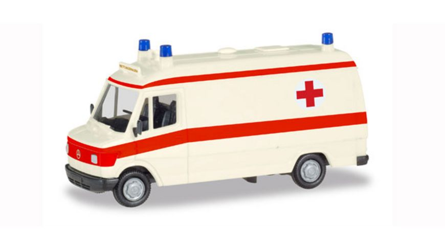 Herpa 094160 Mercedes Benz T1 RTW Rettungsdienst