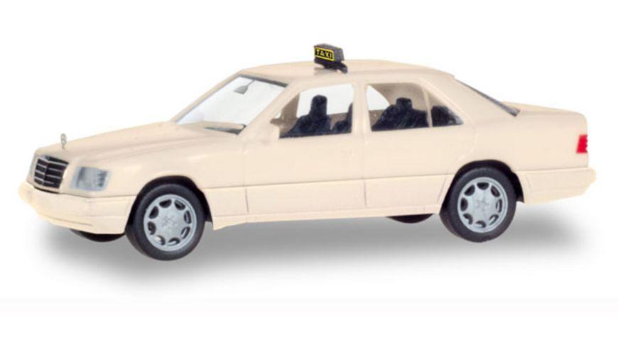 Herpa 094184 Mercedes Benz E Klasse W124 Taxi