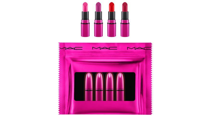 MAC Shiny Pretty Things Party Favours Mini Lipsticks Bright