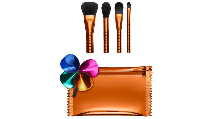 MAC Shiny Pretty Things Brush Party Face Focus