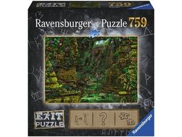 Ravensburger Puzzle EXIT Tempel in Angkor Wat 759 Teile