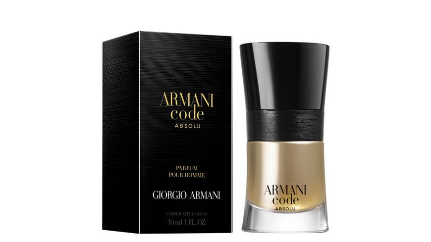 GIORGIO ARMANI Armani Code Homme Absolu Eau de Parfum
