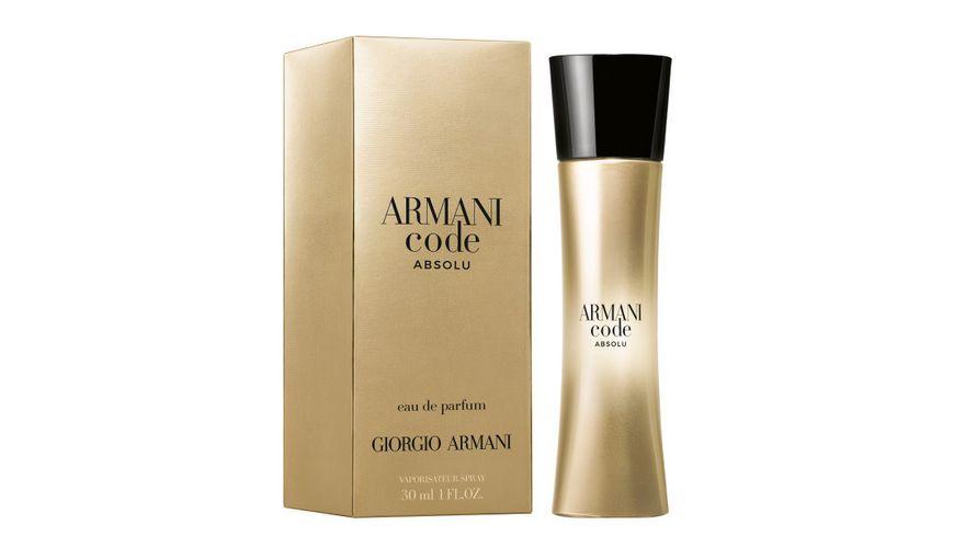 GIORGIO ARMANI Armani Code Femme Absolu Eau de Parfum