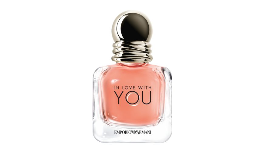EMPORIO ARMANI In Love with You Eau de Parfum
