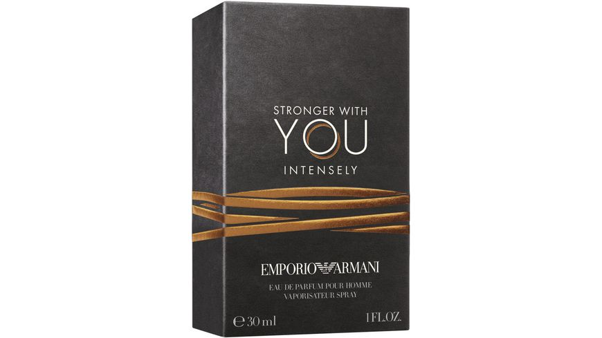 EMPORIO ARMANI Stronger With You Intense Eau de Parfum