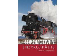 Illustrierte Lokomotiven Enzyklopaedie