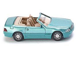 Wiking 0142 03 MB 500 SL Cabrio offen beryll met