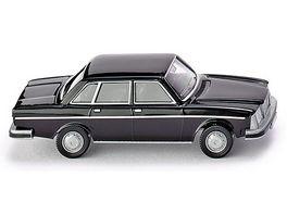 Wiking 0264 06 30 Volvo 244 DLS schwarz 1977