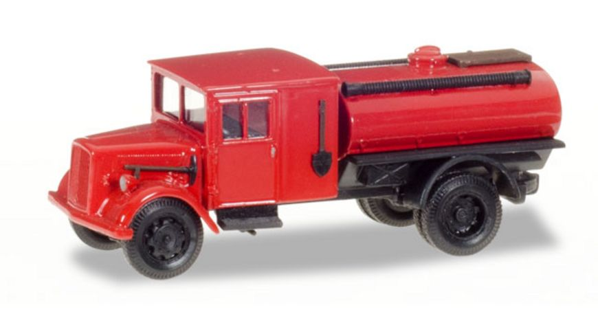 Herpa 307963 Ford V 3000 Tankloeschfahrzeug Feuerwehr