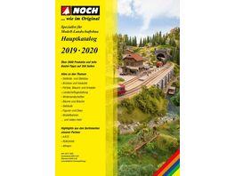 NOCH 71119 Katalog 2019 2020 Deutsch