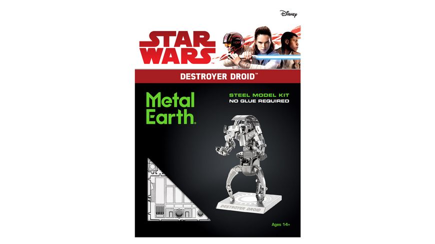 Metalearth Metal Earth STAR WARS Destroyer Droid