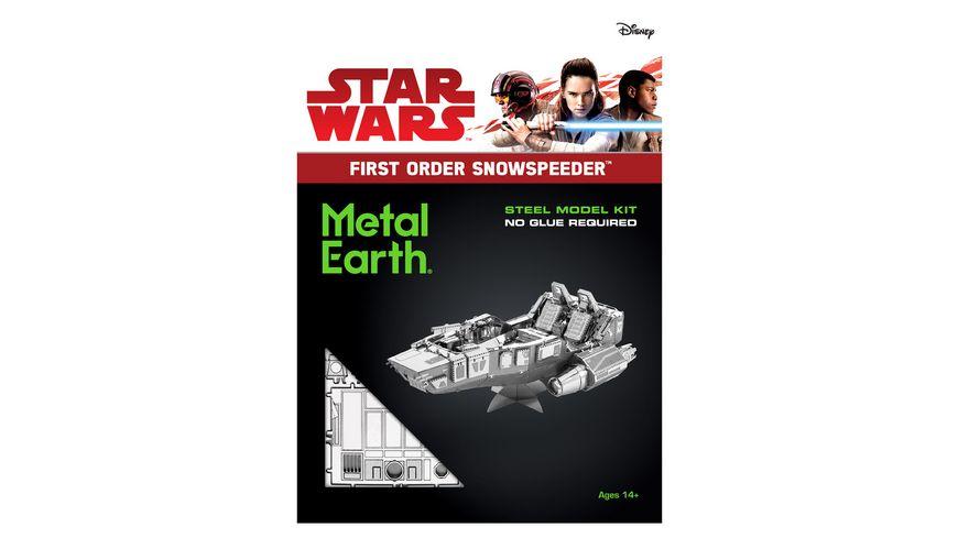 Metalearth Metal Earth STAR WARS EP 7 Snowspeeder
