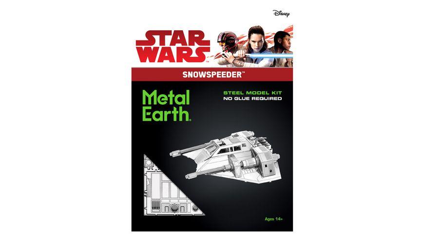 Metalearth Metal Earth STAR WARS Snowspeeder
