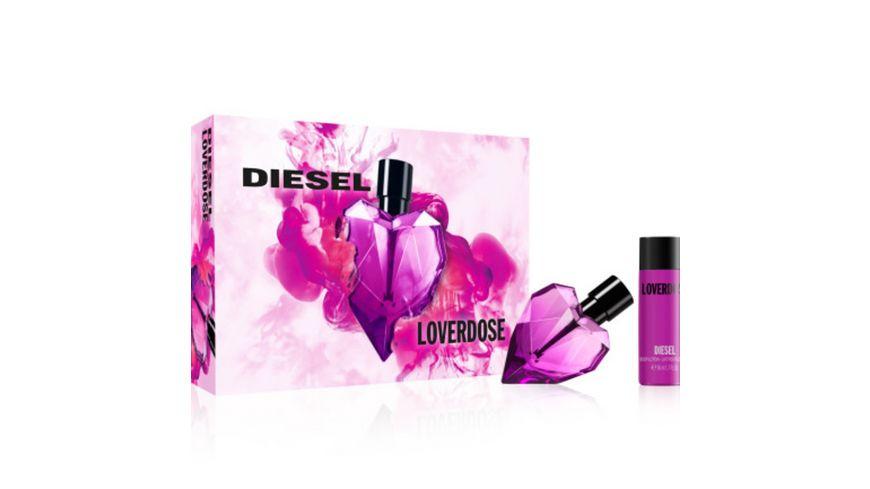 DIESEL Loverdose Eau de Parfum Duftset