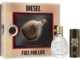 DIESEL Fuel for Life Homme Eau de Toilette SET