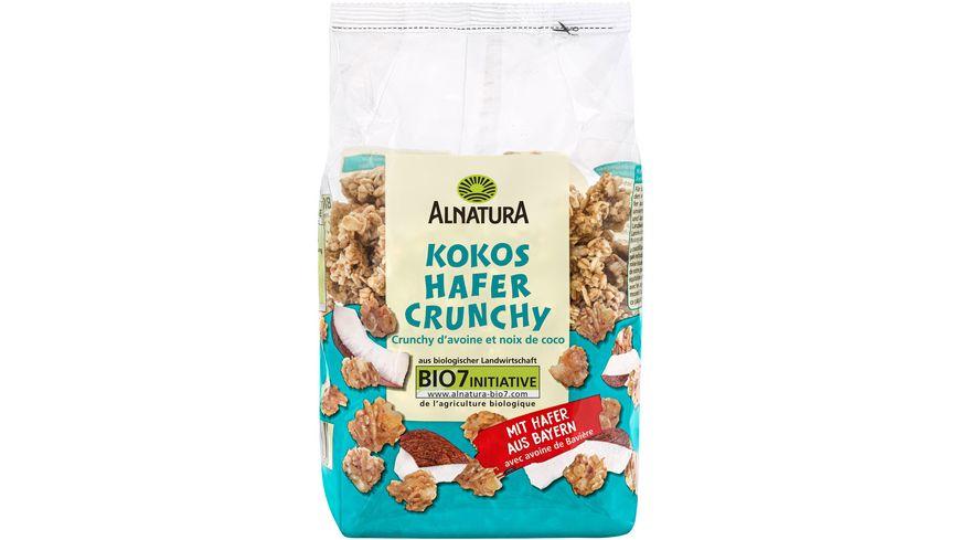 Alnatura Kokos Crunchy 375g