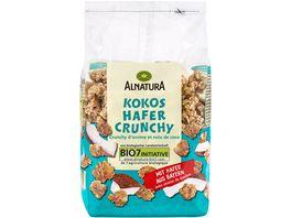 Alnatura Kokos Hafer Crunchy