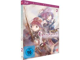 Grimgar Ashes Illusions Blu Ray 2