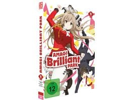Amagi Brilliant Park DVD 1