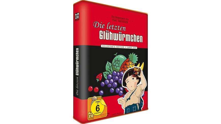 Die letzten Gluehwuermchen Collector s Candybox Edition Blu ray