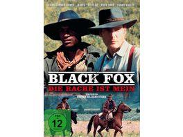 Black Fox Die Rache ist mein Limited Edition