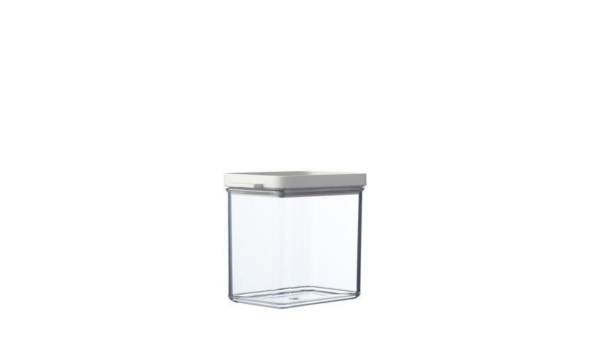 MEPAL Vorratsdose Omnia rechteckig 1 1l nordic white
