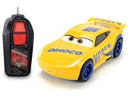 Dickie RC Cars 3 Cruz Ramirez Single Drive
