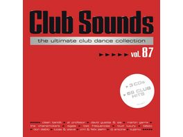 Club Sounds Vol 87