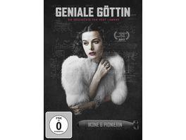 Geniale Goettin Die Geschichte von Hedy Lamarr