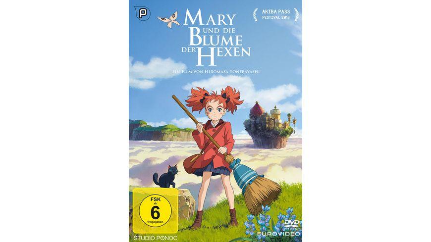Mary und die Blume der Hexen Bonus DVD
